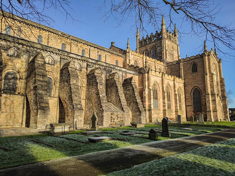 dumfermline abbey szkocja