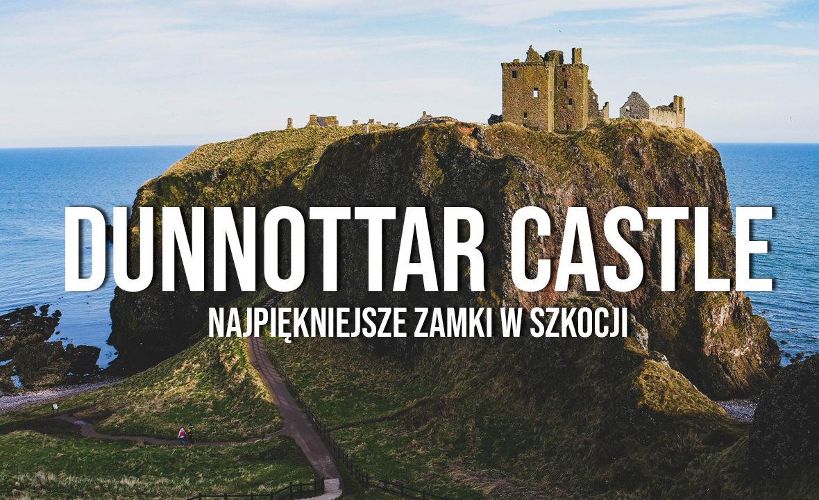 dunnottar castle zamki w szkocji