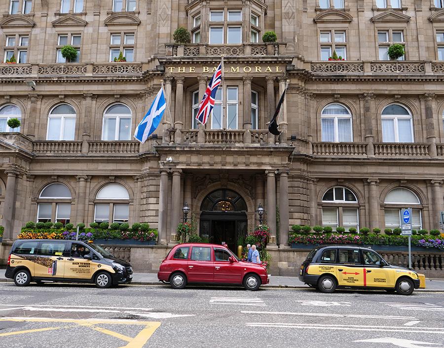 the balmoral hotel edynburg jk rowling