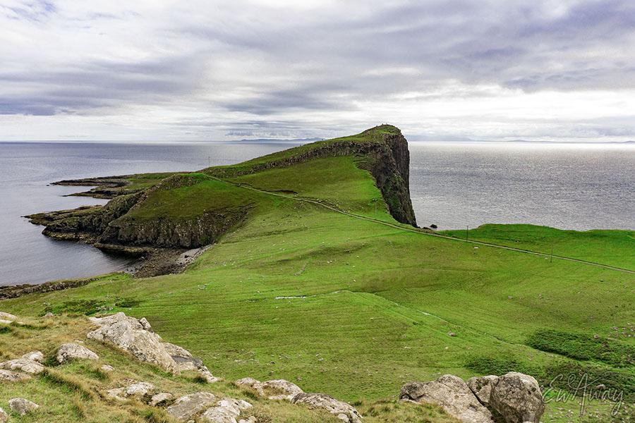 szkocja north isle of skye relacja atrakcje