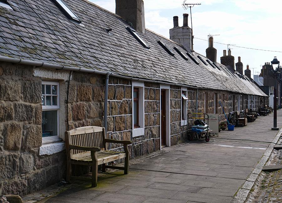 największe miasta w Szkocji Aberdeen