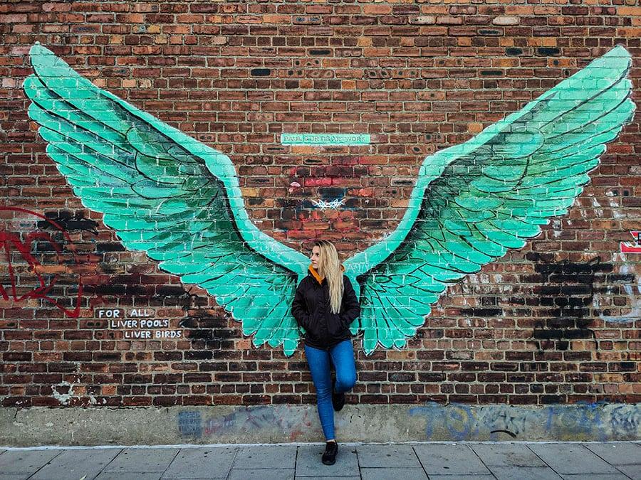 najlepszy street art w uk