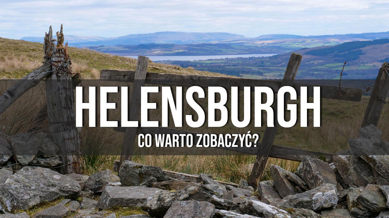 helensburgh atrakcje przewodnik co zobaczyć
