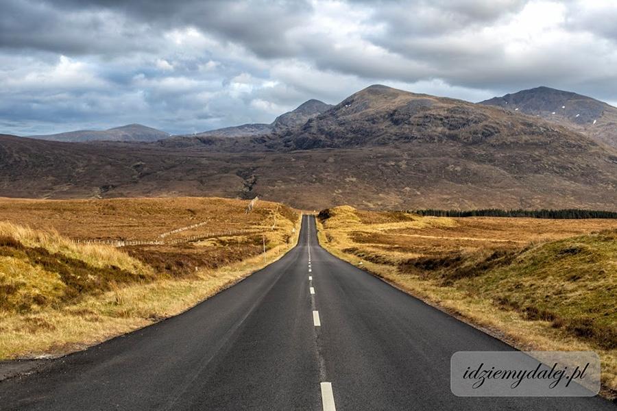 relacja z podróży po szkocji idziemy dalej north coast 500