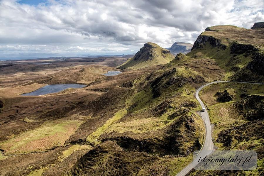 relacja z podróży po szkocji idziemy dalej isle of skye
