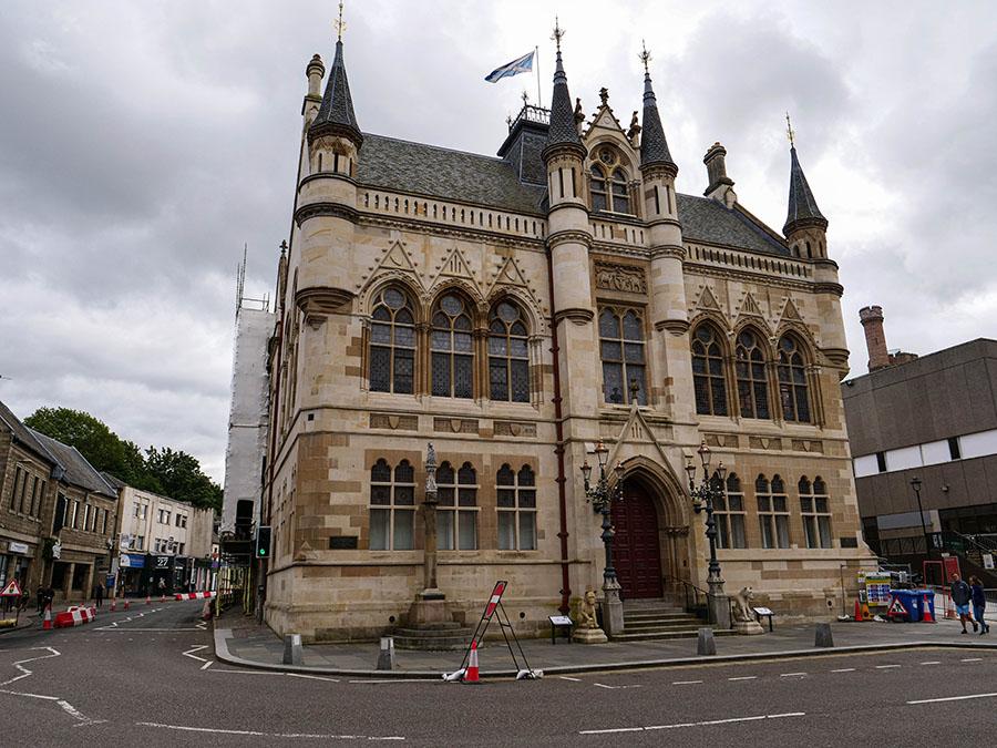 Inverness Town House atrakcje w Inverness