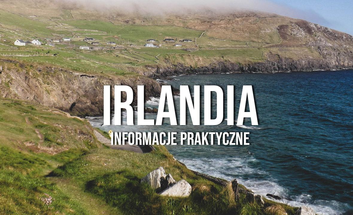 irlandia kompletny przewodnik informacje praktyczne