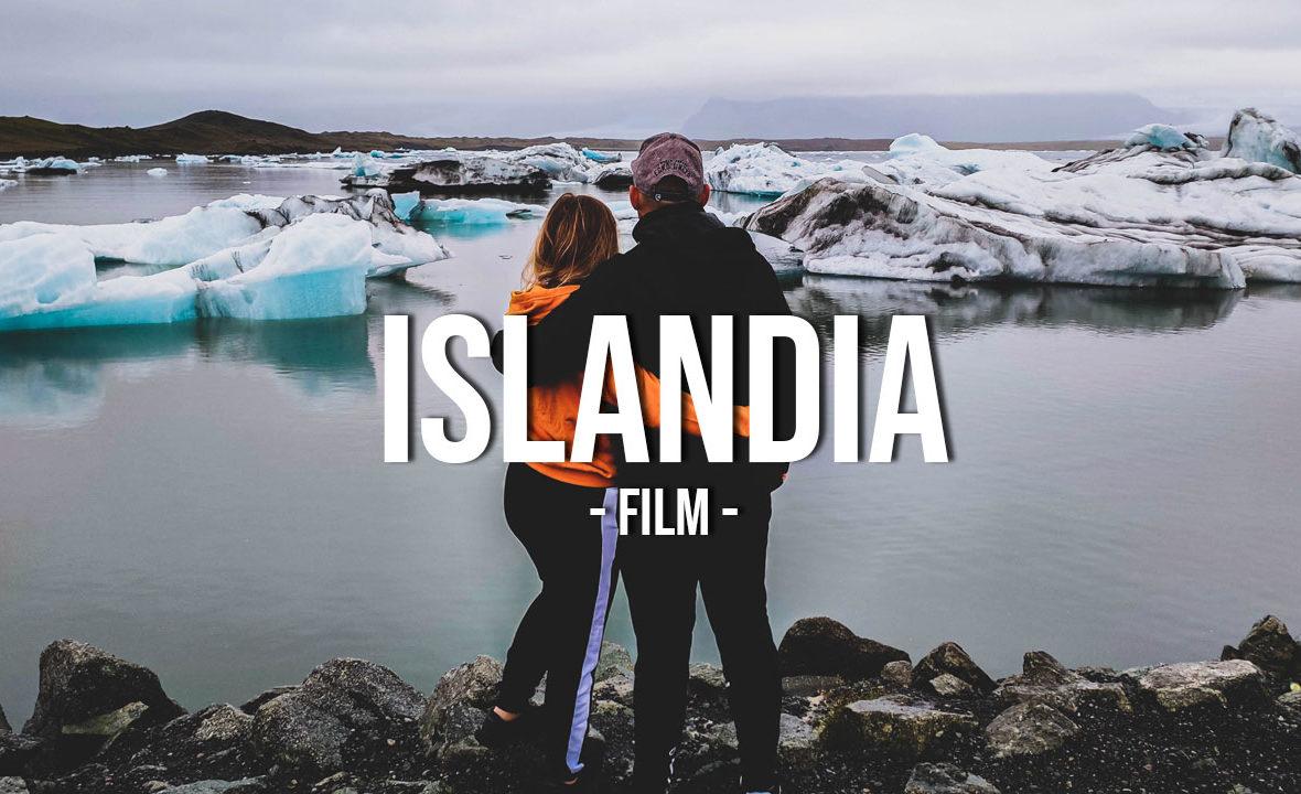 islandia youtube film atrakcje vlog