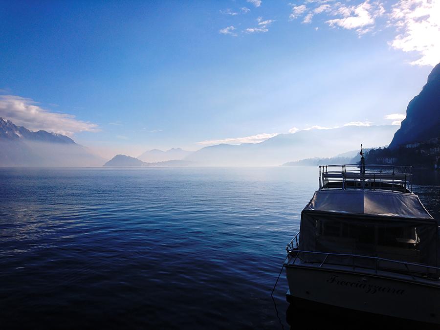 menaggio jezioro como
