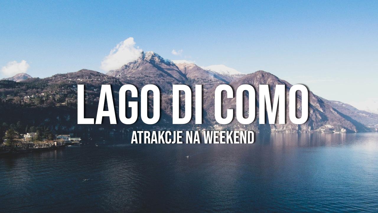 jezioro como atrakcje na weekend