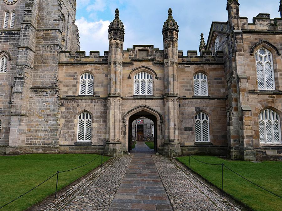 Kings College Chapel uniwersytet w aberdeen