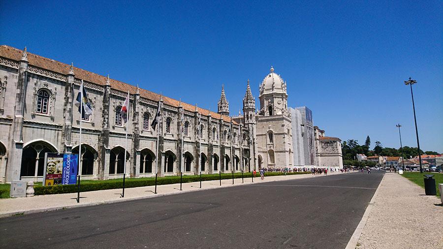 Klasztor Hieronimitów lizbona co warto zobaczyć