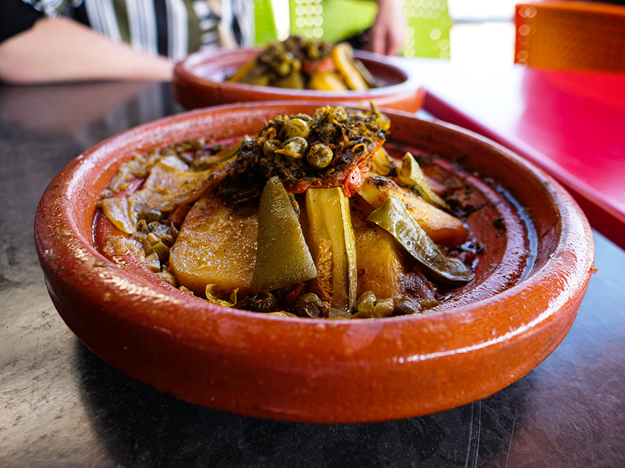 kuchnia marokańska tadżin
