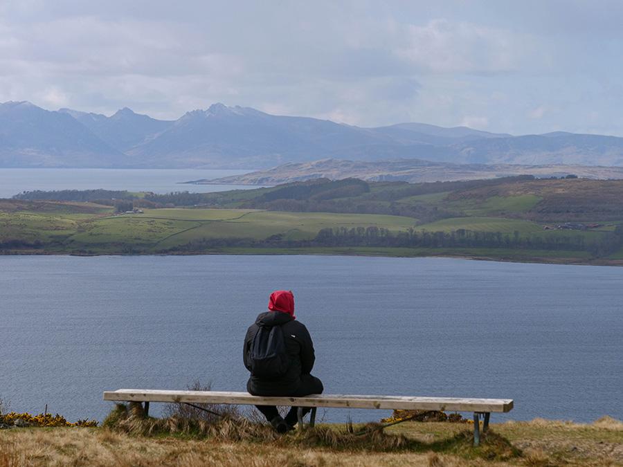 atrakcje w Szkocji Largs miasto Wikingów