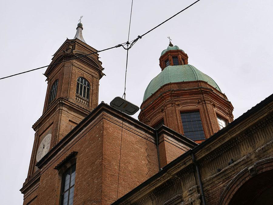 Le Due Torri atrakcje w Bolonii