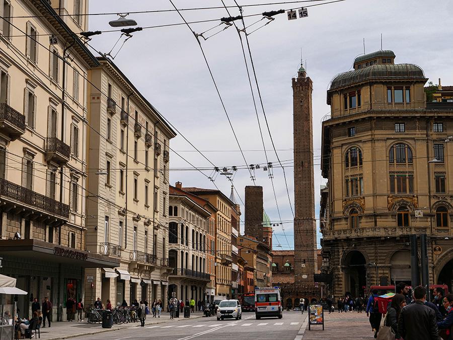 atrakcje we włoszech Bolonia