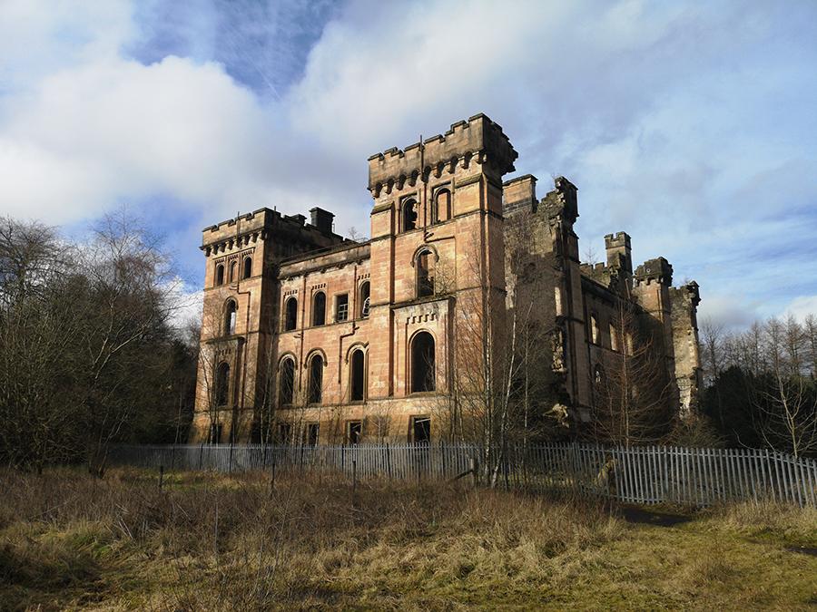 lennox castle hospital szkocja opuszczone miejsca