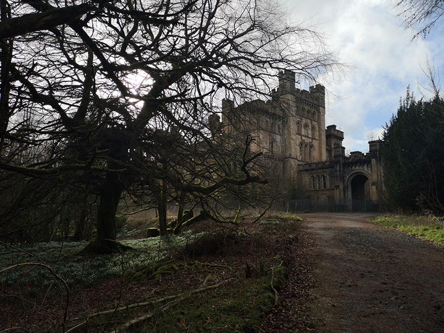 lennox castle hospital ruiny szkocja