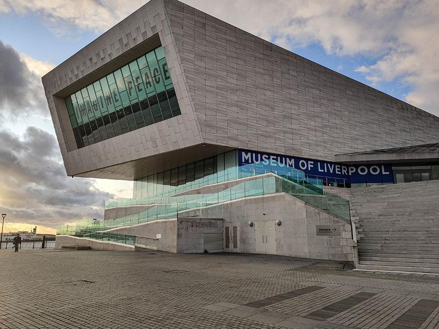 muzeum liverpoolu atrakcje