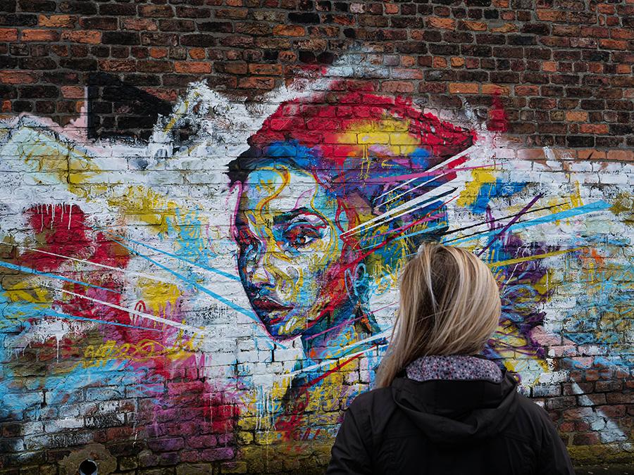 liverpool murale sztuka uliczna