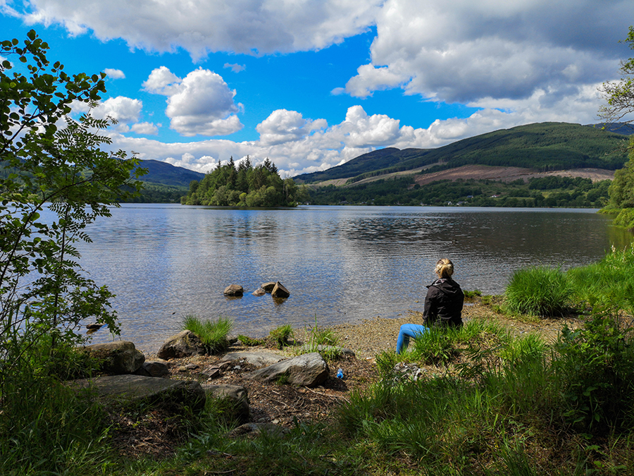 Eilean Gorm szkocja