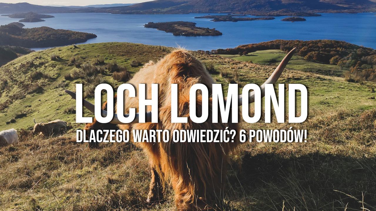 6 powodów, dla których warto odwiedzić Loch Lomond!
