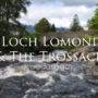 Wodospady w Loch Lomond & The Trossachs