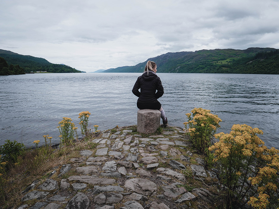 największe miasta w Szkocji Inverness i Loch Ness