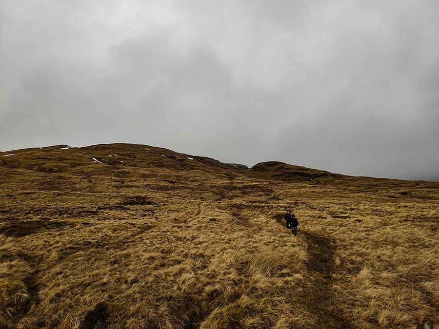 munro bagging w szkocji