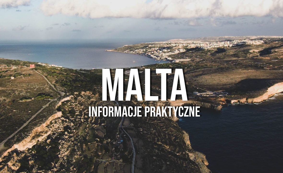malta informacje praktyczne przewodnik