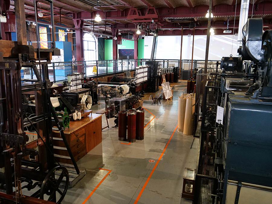 Muzeum Nauki i Przemysłu atrakcje w Manchesterze