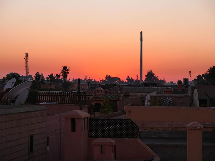 bezpieczeństwo i zagrożenia w marrakeszu maroko