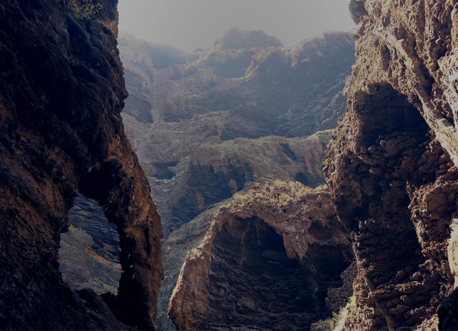 trekking masca teneryfa