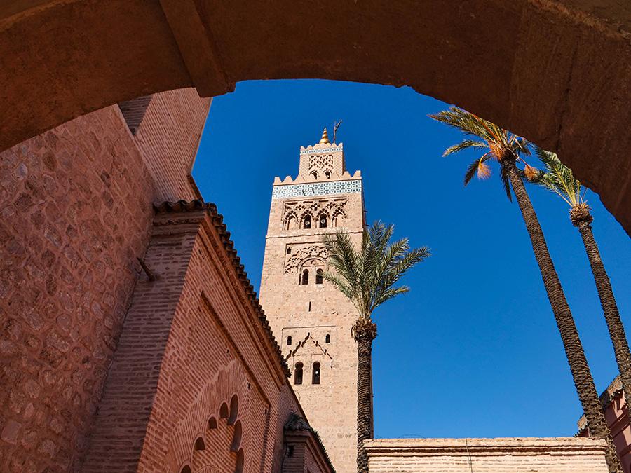 marrakesz meczet kutubijja zwiedzanie