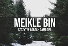 Meikle Bin – Campsies w okolicach Glasgow