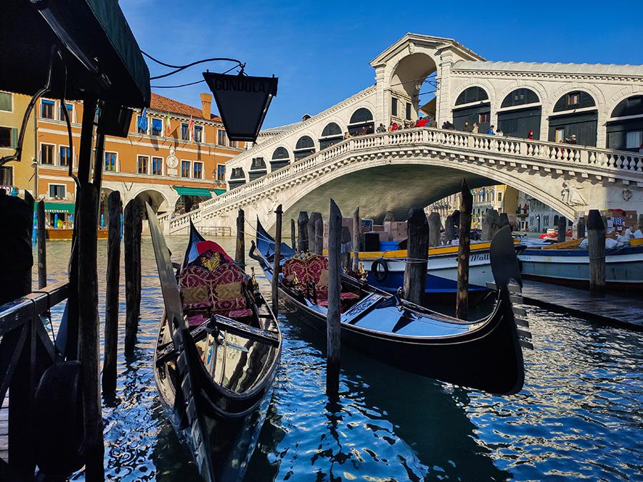 wenecja zwiedzanie most ponte di rialto