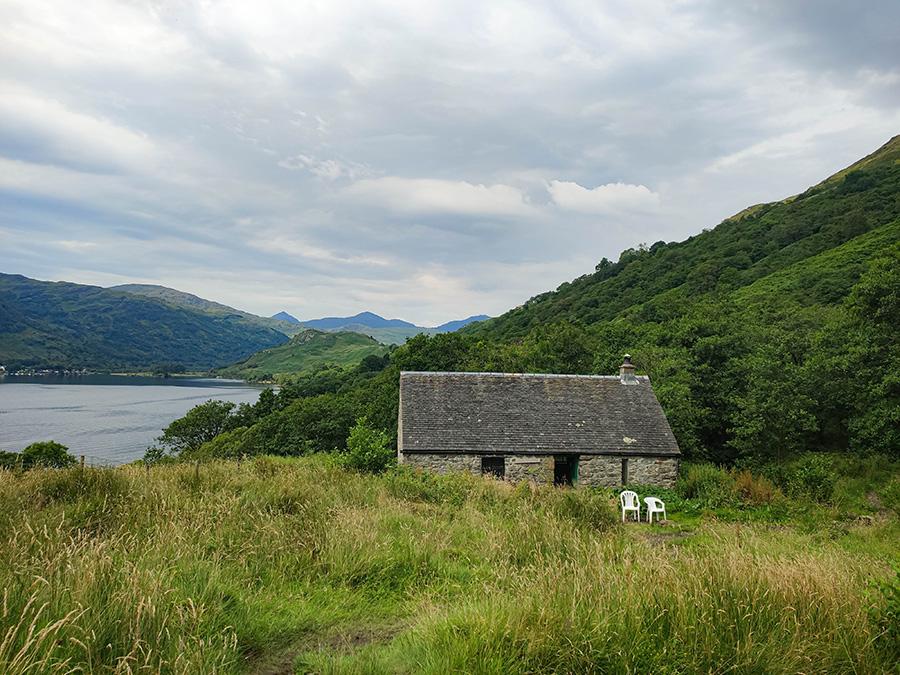 darmowy nocleg w szkocji