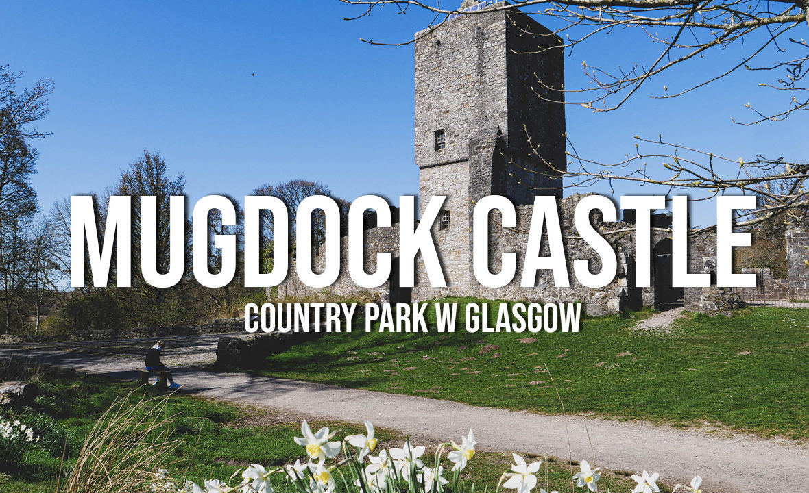 mugdock castle country park glasgow