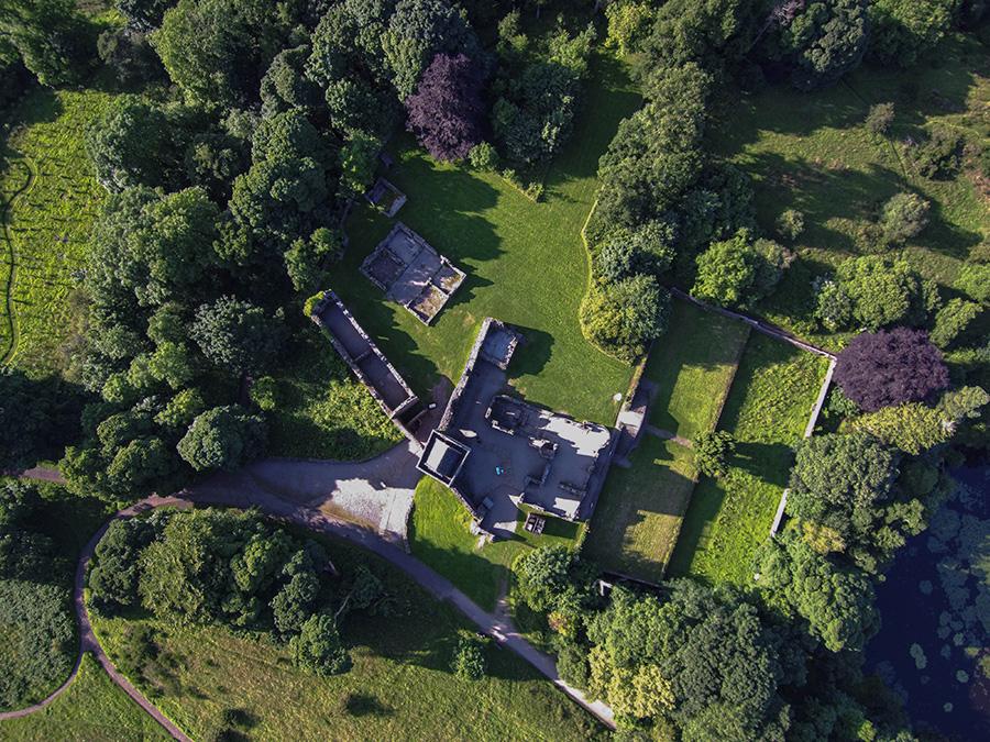 Mugdock Castle glasgow zwiedzanie historia