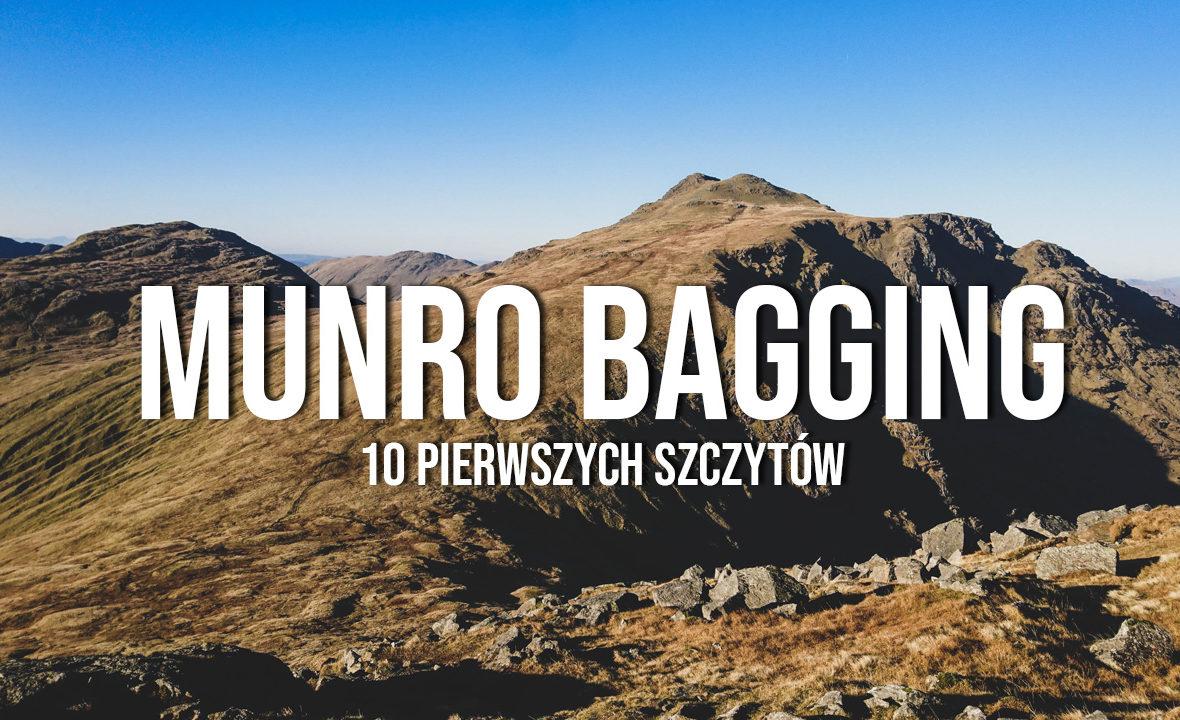 munro bagging pierwsze 10 munrosów