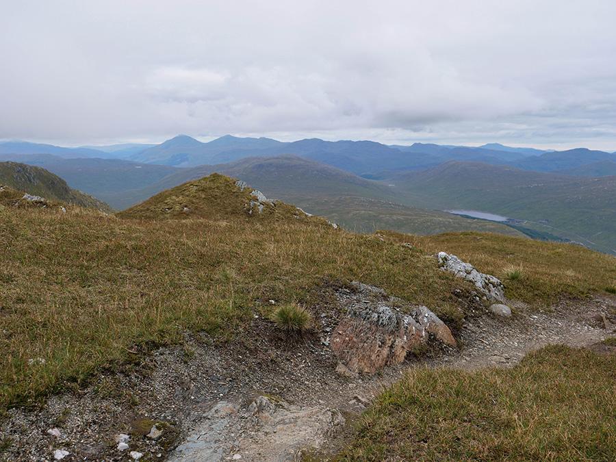 munro bagging w Szkocji Beinn Bhuidhe