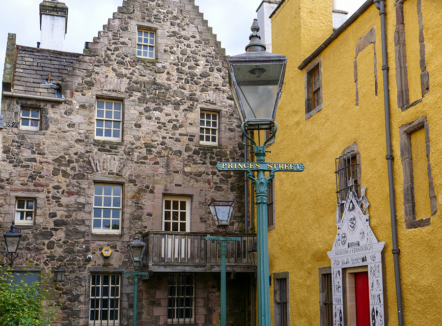 Museum of Edinburgh atrakcje w Edynburgu
