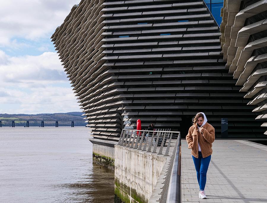 Muzeum designu V&A w Dundee