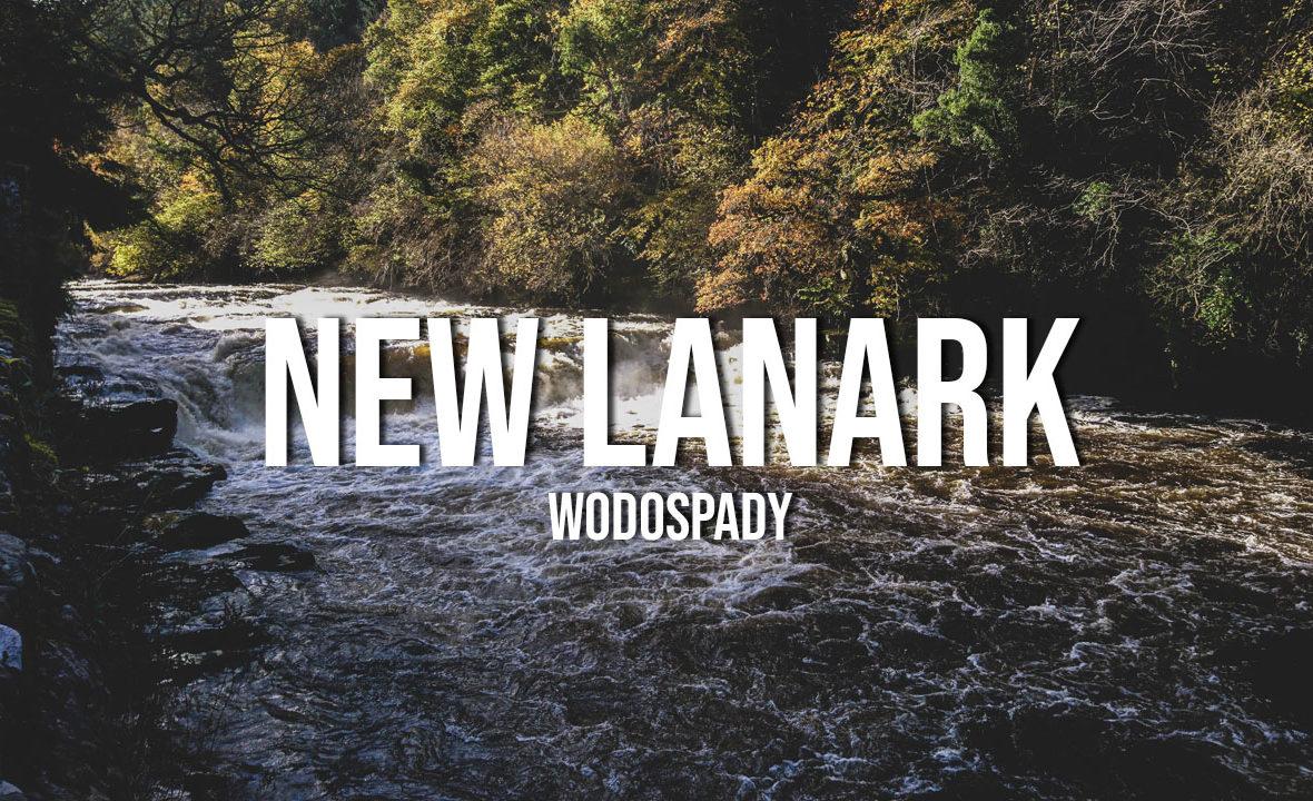 wodospady new lanark