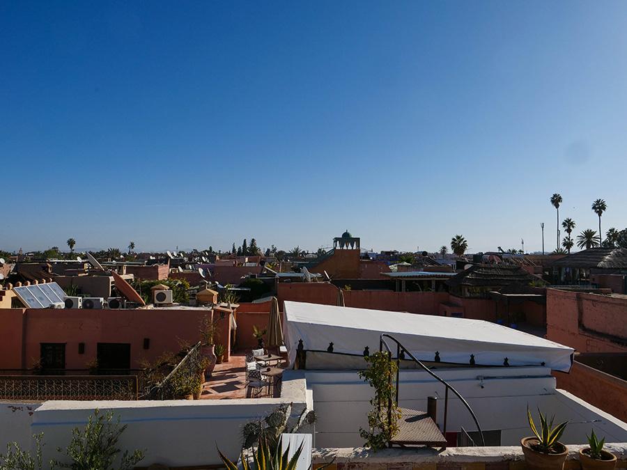 Noclegi w Maroku