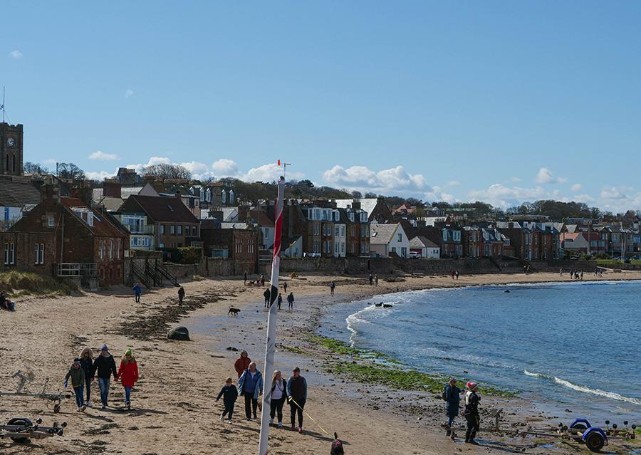 north berwick atrakcje i plaże