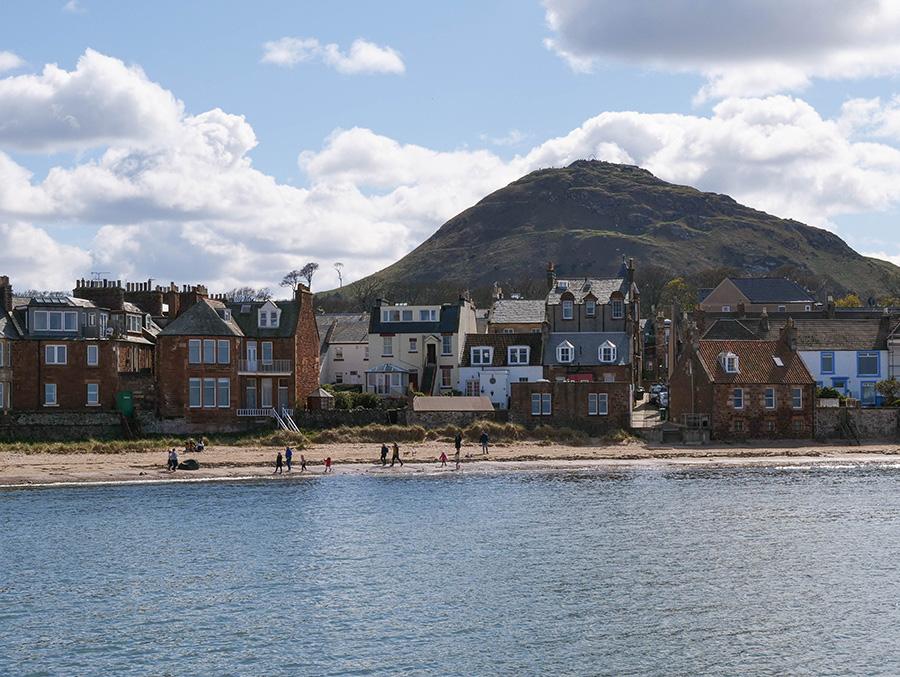 north berwick atrakcje i port