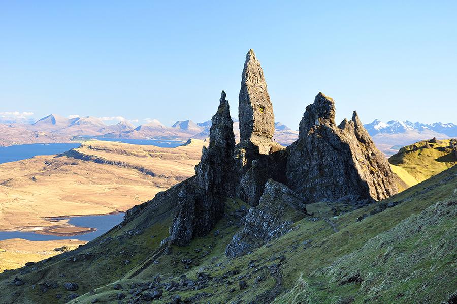relacja z wyjazdu do szkocji north coast 500 blisko coraz dalej old man of storr