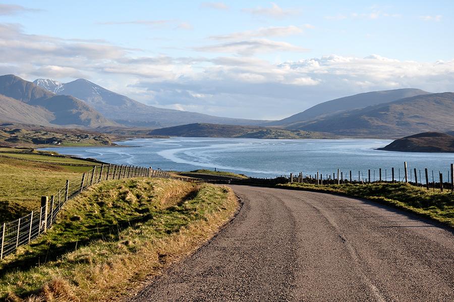 relacja z wyjazdu do szkocji north coast 500 blisko coraz dalej