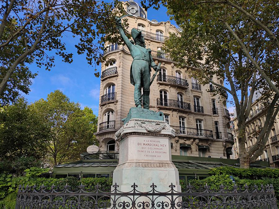 atrakcje paryża ogród luksemburski